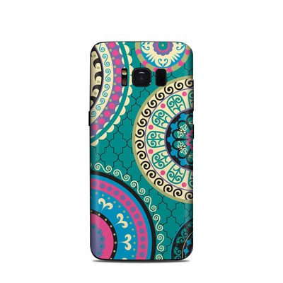 Samsung Galaxy S8 Skin - Silk Road