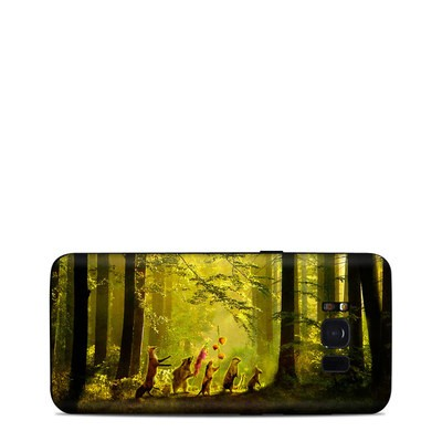 Samsung Galaxy S8 Skin - Secret Parade