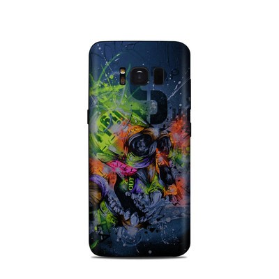 Samsung Galaxy S8 Skin - Speak