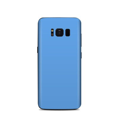 Samsung Galaxy S8 Skin - Solid State Blue
