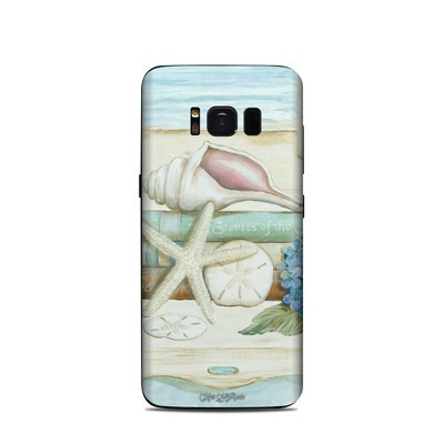 Samsung Galaxy S8 Skin - Stories of the Sea