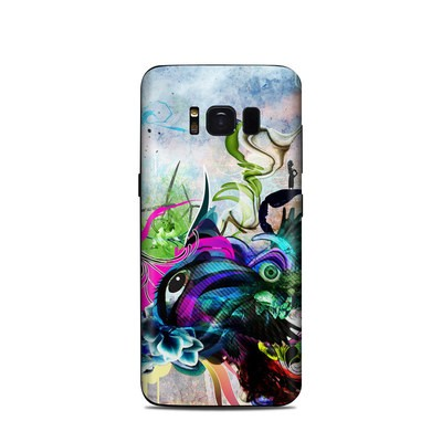 Samsung Galaxy S8 Skin - Streaming Eye