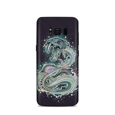 Samsung Galaxy S8 Skin - Saber-Toothed Serpent