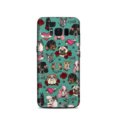 Samsung Galaxy S8 Skin - Tattoo Dogs