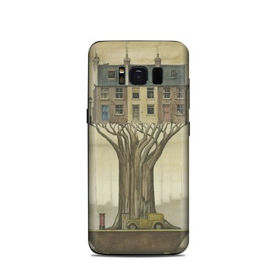 Samsung Galaxy S8 Skin - Terraced Houses