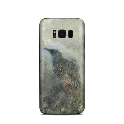 Samsung Galaxy S8 Skin - The Raven