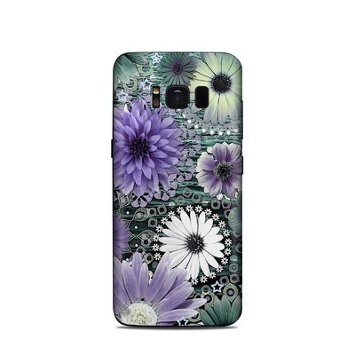 Samsung Galaxy S8 Skin - Tidal Bloom