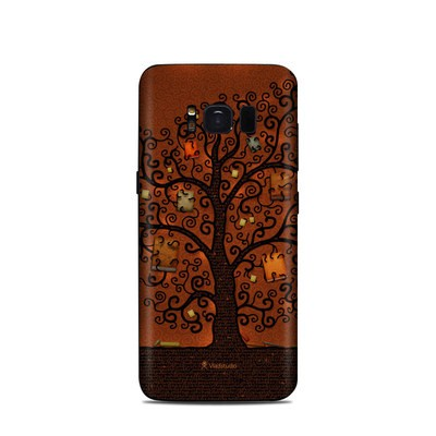 Samsung Galaxy S8 Skin - Tree Of Books