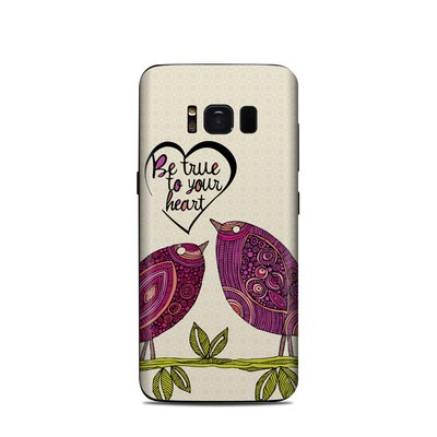 Samsung Galaxy S8 Skin - True Birds