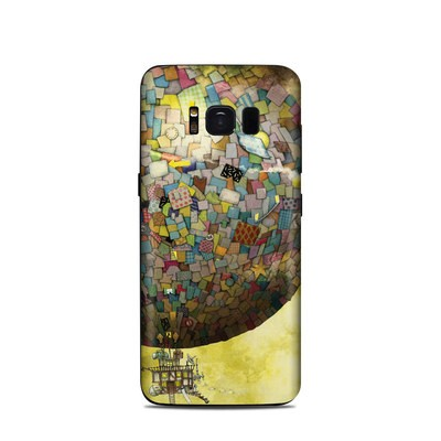 Samsung Galaxy S8 Skin - Up Up and Away