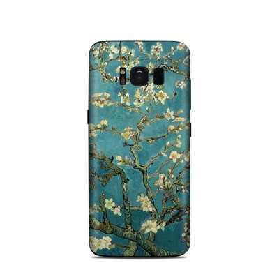 Samsung Galaxy S8 Skin - Blossoming Almond Tree