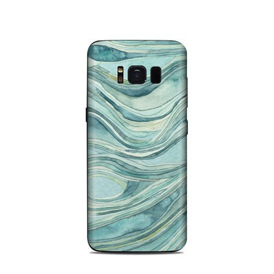 Samsung Galaxy S8 Skin - Waves