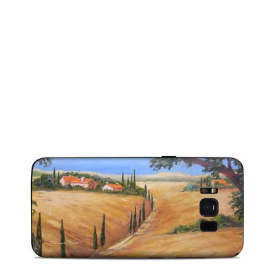 Samsung Galaxy S8 Skin - Wheat Fields