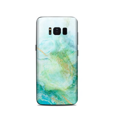 Samsung Galaxy S8 Skin - Winter Marble