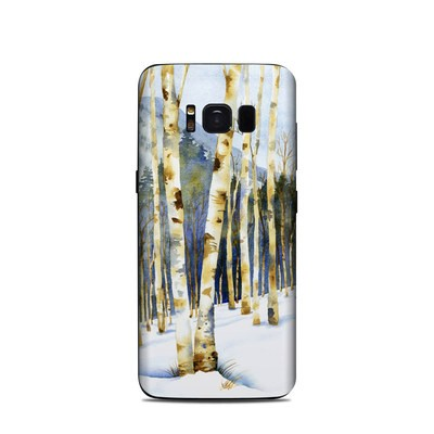 Samsung Galaxy S8 Skin - Winter Solstice