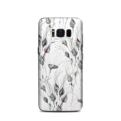 Samsung Galaxy S8 Skin - Wildflowers