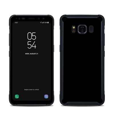 Samsung Galaxy S8 Active Skin - Solid State Black