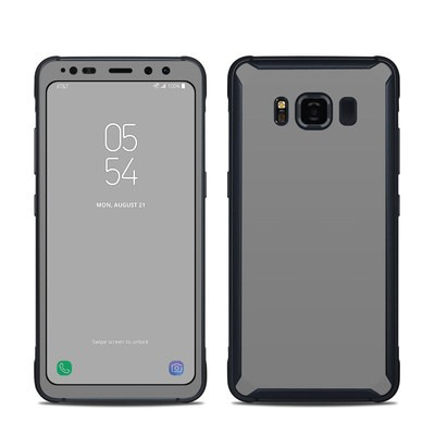 Samsung Galaxy S8 Active Skin - Solid State Grey