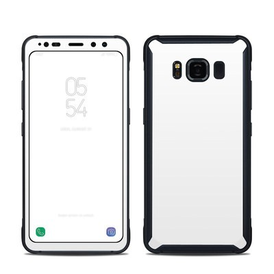 Samsung Galaxy S8 Active Skin - Solid State White