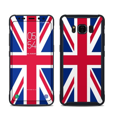Samsung Galaxy S8 Active Skin - Union Jack