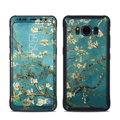 Samsung Galaxy S8 Active Skin - Blossoming Almond Tree
