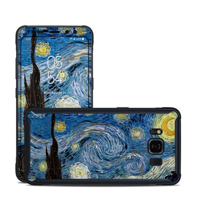 Samsung Galaxy S8 Active Skin - Starry Night