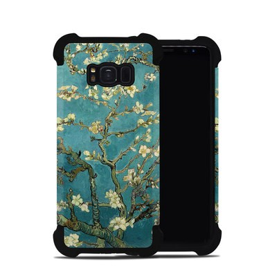Samsung Galaxy S8 Bumper Case - Blossoming Almond Tree