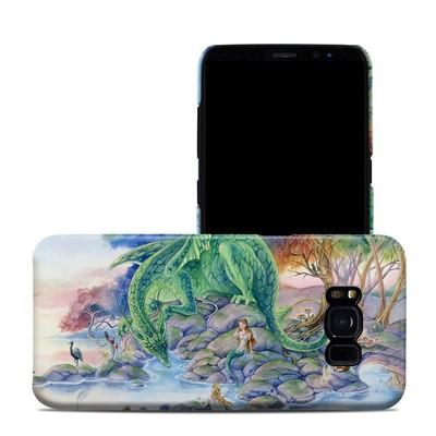 Samsung Galaxy S8 Clip Case - Of Air And Sea