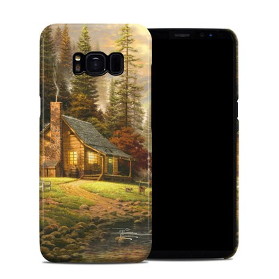 Samsung Galaxy S8 Clip Case - A Peaceful Retreat