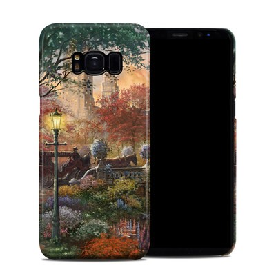 Samsung Galaxy S8 Clip Case - Autumn in New York