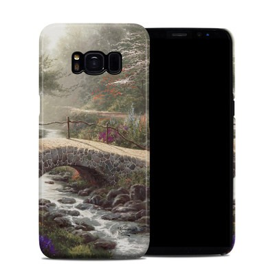 Samsung Galaxy S8 Clip Case - Bridge of Faith