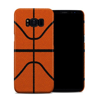 Samsung Galaxy S8 Clip Case - Basketball