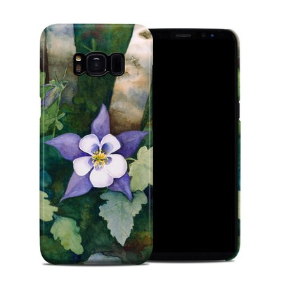 Samsung Galaxy S8 Clip Case - Colorado Columbines