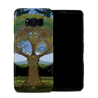 Samsung Galaxy S8 Clip Case - Celtic Tree