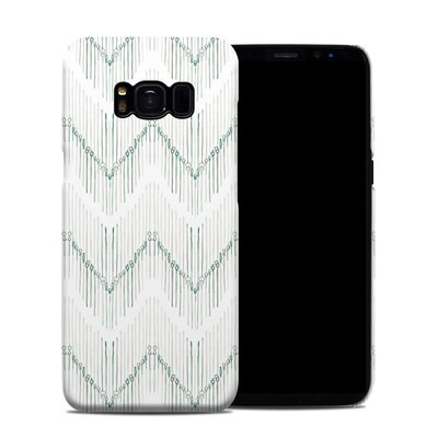 Samsung Galaxy S8 Clip Case - Chic Chevron