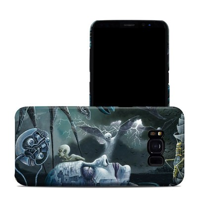Samsung Galaxy S8 Clip Case - Dreams
