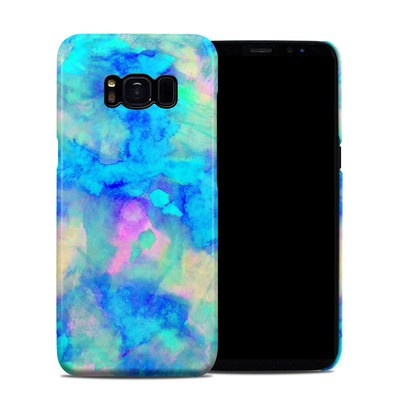 Samsung Galaxy S8 Clip Case - Electrify Ice Blue