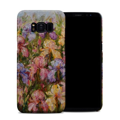 Samsung Galaxy S8 Clip Case - Field Of Irises