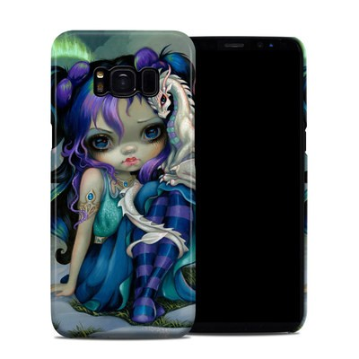 Samsung Galaxy S8 Clip Case - Frost Dragonling