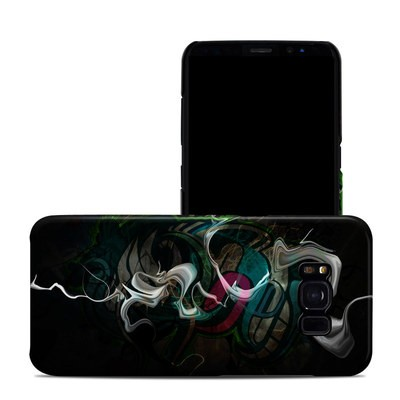 Samsung Galaxy S8 Clip Case - Graffstract