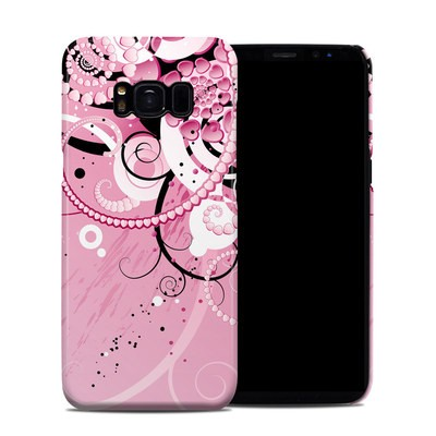 Samsung Galaxy S8 Clip Case - Her Abstraction