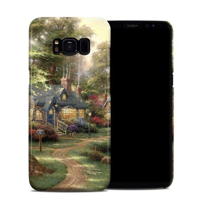 Samsung Galaxy S8 Clip Case - Hometown Lake