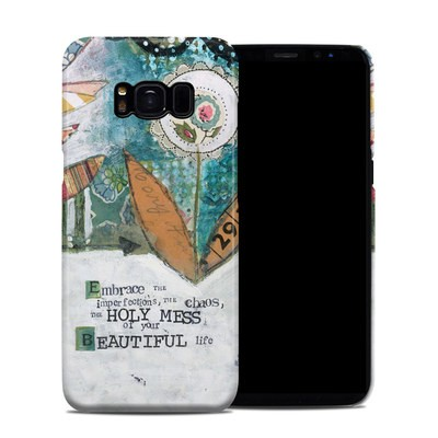 Samsung Galaxy S8 Clip Case - Holy Mess