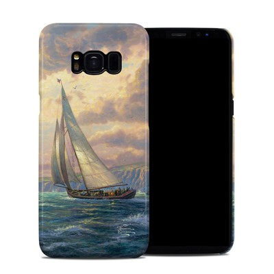 Samsung Galaxy S8 Clip Case - New Horizons