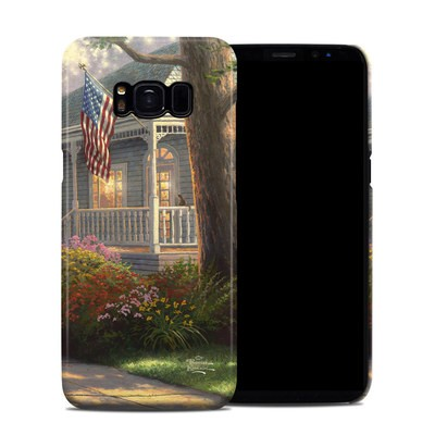Samsung Galaxy S8 Clip Case - Hometown Pride