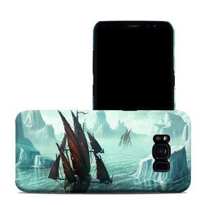 Samsung Galaxy S8 Clip Case - Into the Unknown