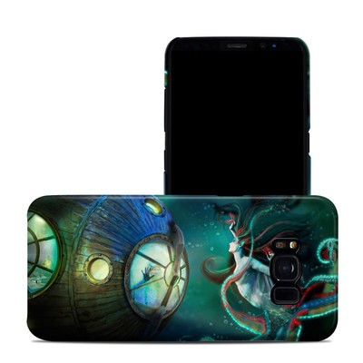 Samsung Galaxy S8 Clip Case - 20000 Leagues