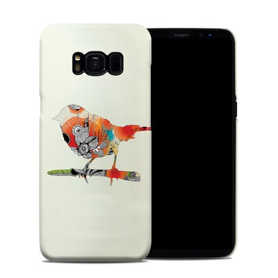Samsung Galaxy S8 Clip Case - Little Bird