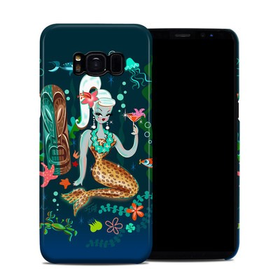 Samsung Galaxy S8 Clip Case - Martini Mermaid