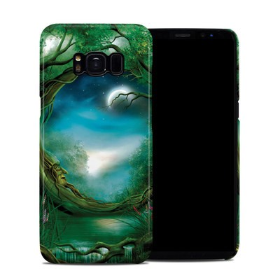 Samsung Galaxy S8 Clip Case - Moon Tree